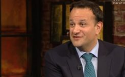 Taoiseach Leo Varadkar on Government's handling of COVID-19 | The Late Late Show | RTÉ One