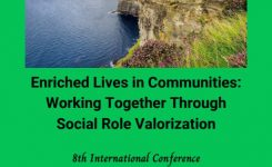 Save the Date: Enriched Lives in Communities: Working Together Through Social Role Valorization