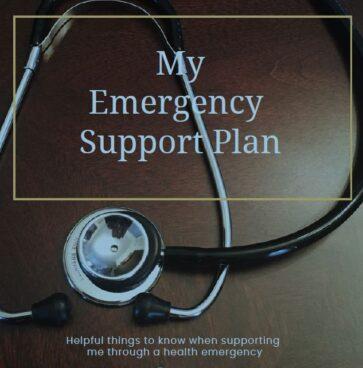 My Emergency Support Plan